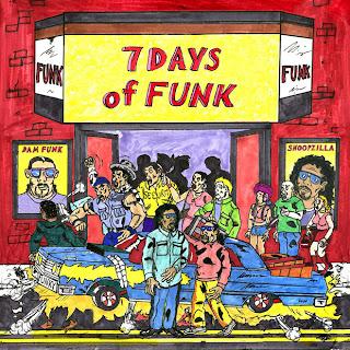 Dam-Funk & Snoopzilla Album Stream