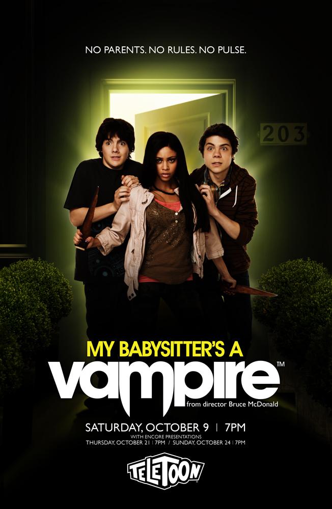 Ma baby-sitter est un vampire [FRENCH DVDRiP]