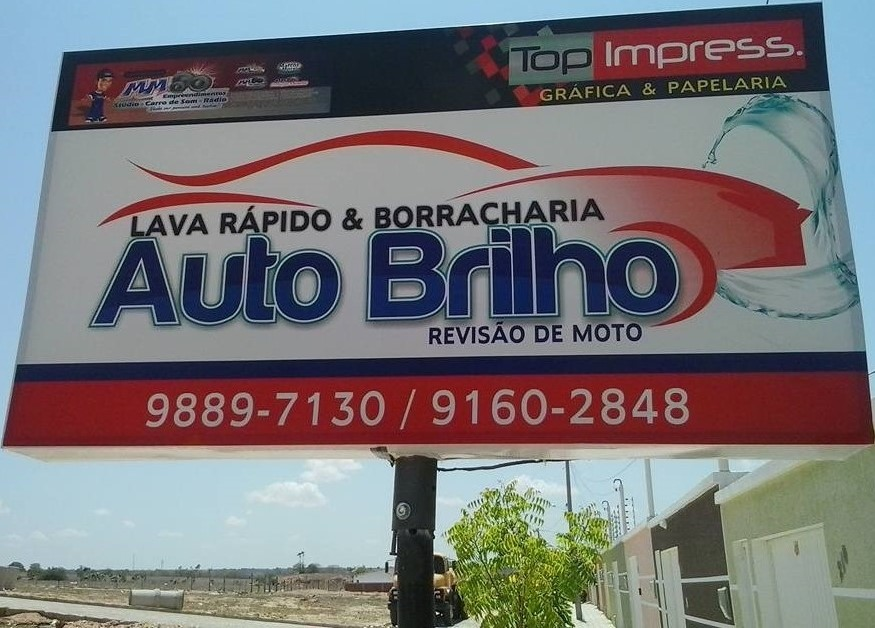 LAVA JATO E BORRACHARIA NO BACURAU I
