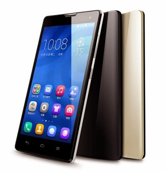 Harga Huawei honor 3c