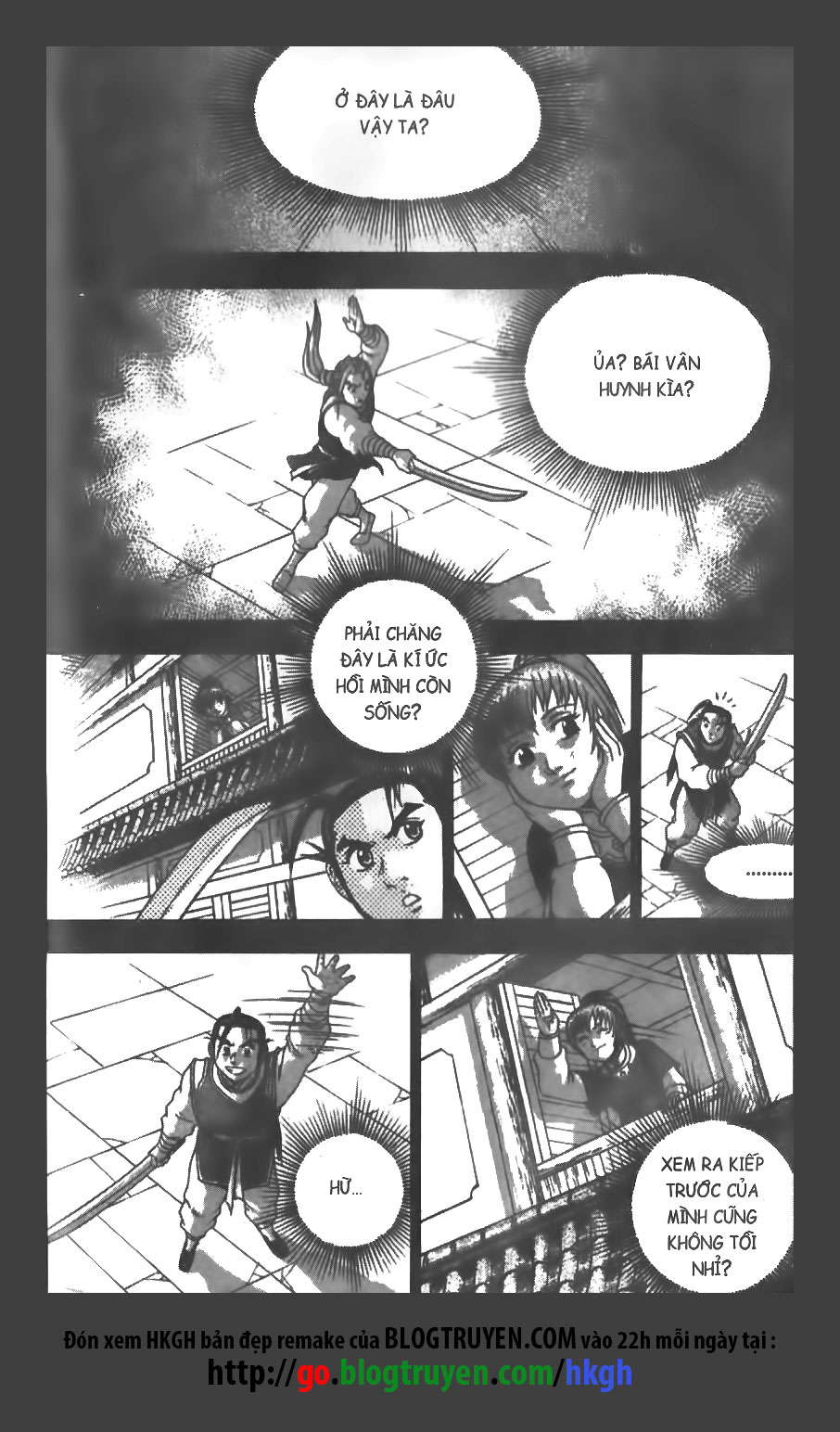 Hiệp Khách Giang Hồ chap 264 Trang 14 - Mangak.info