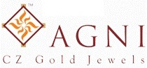 Agni CZ Gold Jewels