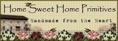 Home Sweet Home Primitives