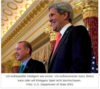 Die Erdoğan-Türkei: NATO-Mitglied und IS-Verbündete