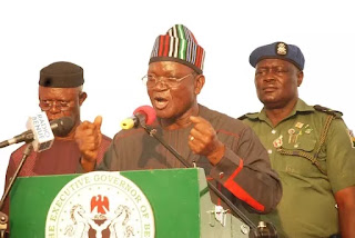 Miyetti Allah's threats won't stop ranching law in Benue - Ortom