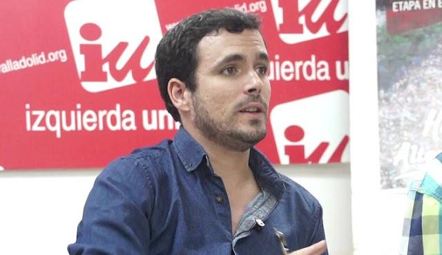 Alberto Garzón de Izquierda Unida
