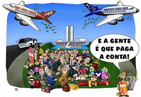 Urgente! População brasileira! Acorde: