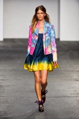 My 2013 Favorite trend: Tie-dye