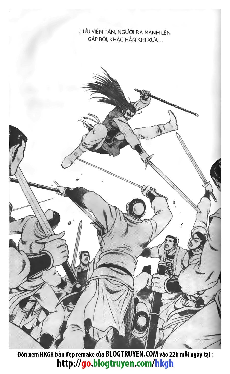 Hiệp Khách Giang Hồ chap 192 page 24 - IZTruyenTranh.com