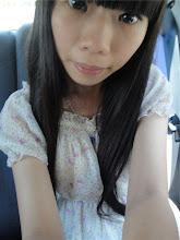 长长的头发 :)