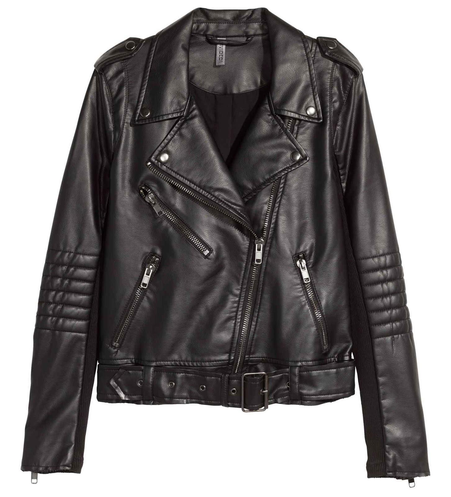 5 MUST-HAVE JACKETS - The Biker Jacket