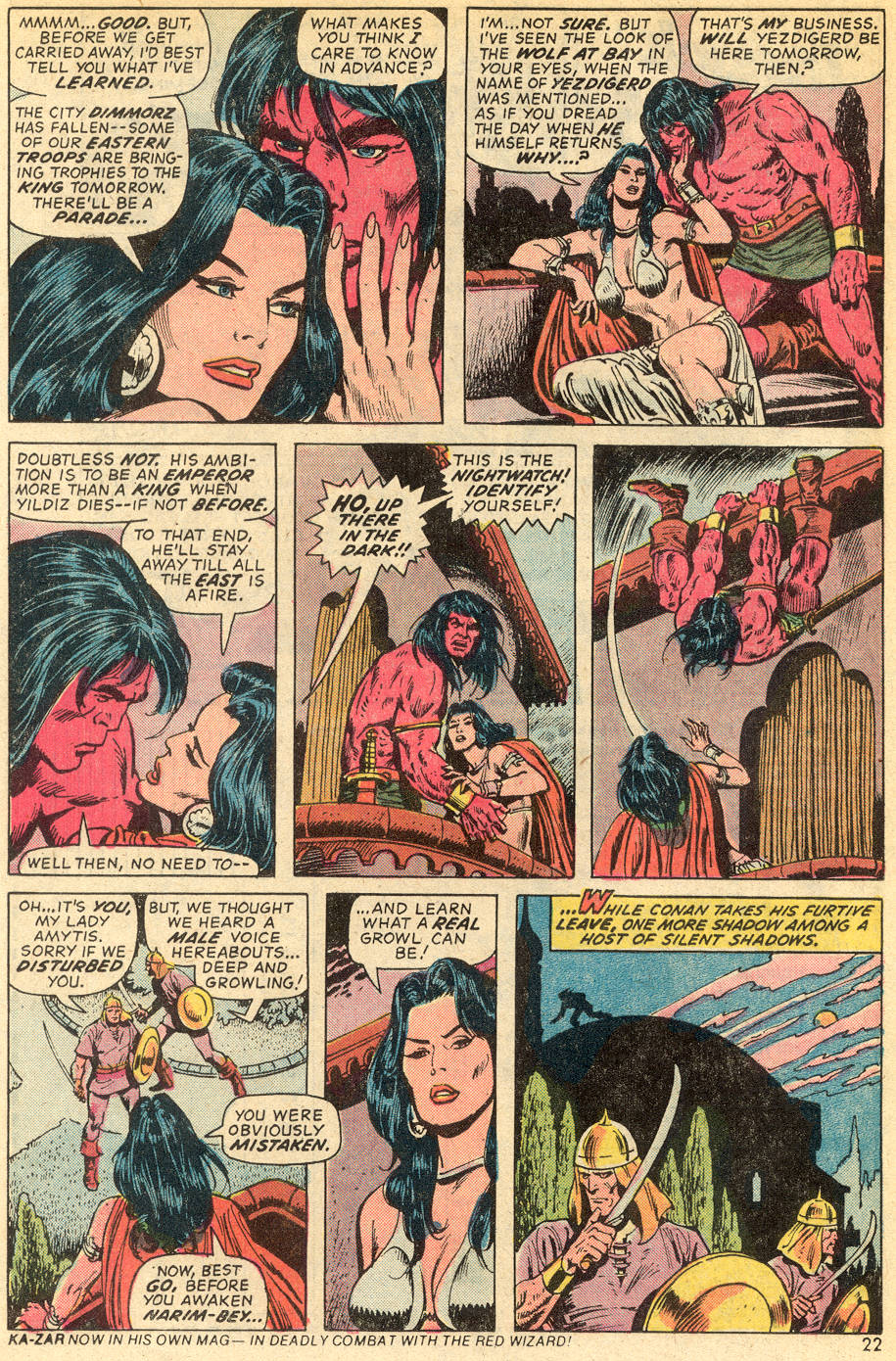 Conan the Barbarian (1970) Issue #36 #48 - English 13