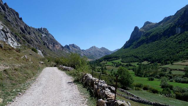 Valle del Lago de Somiedo - Somiedo