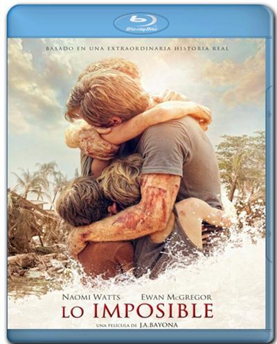 Lo Imposible 1080p HD MKV Latino