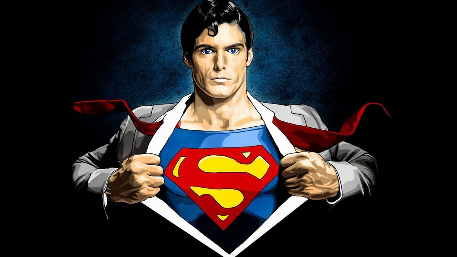 Gambar Baru Superman