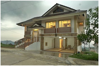 The Ranch at Timberland Heights Quezon City Environs Ridgedeck Perspective