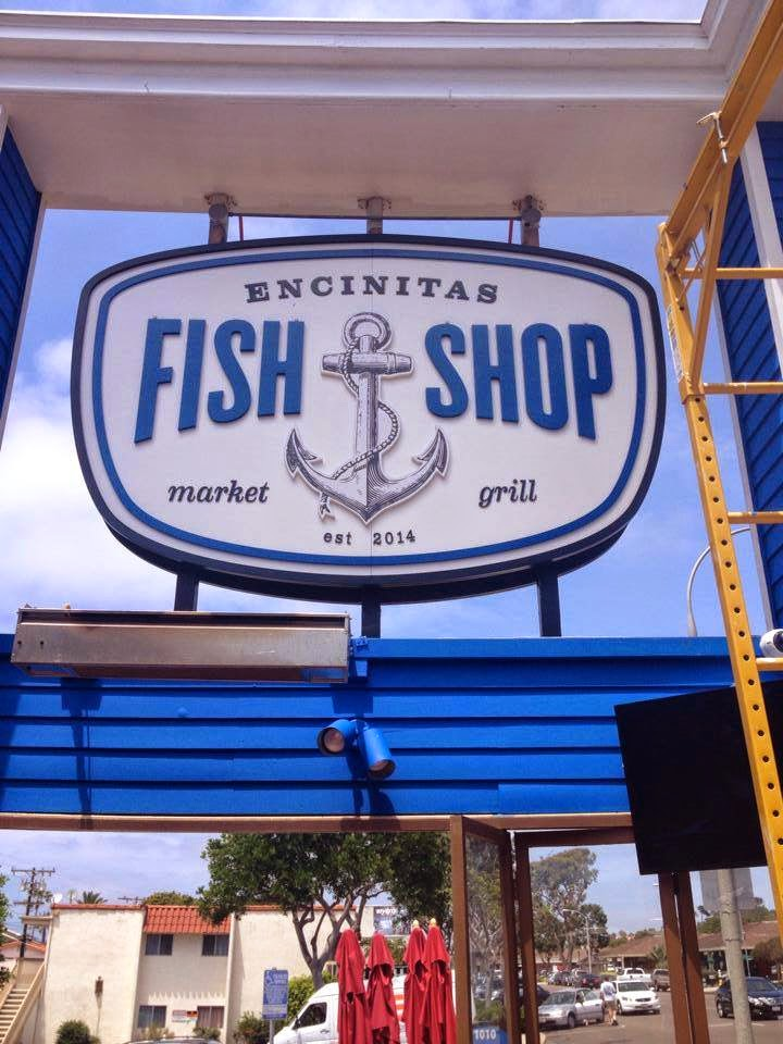Sandiegoville encinitas is about to be hooked encinitas for Fish store san diego