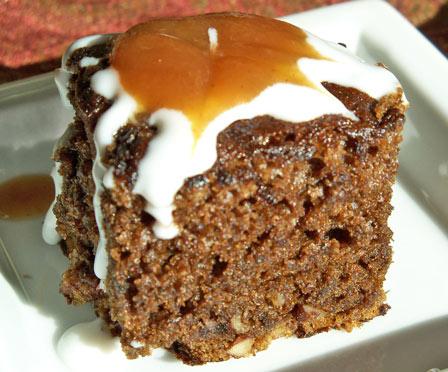 Moist Ginger Cake Recipe — Dishmaps