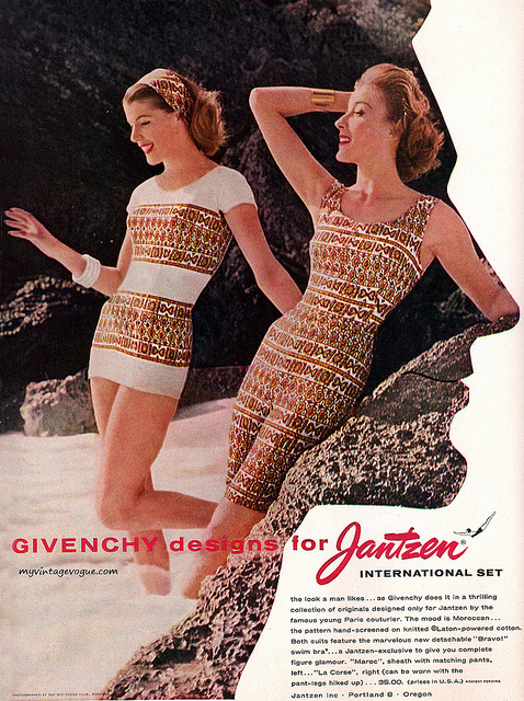 Vintage Everyday Vintage Swimwear Fashion From The 1930s