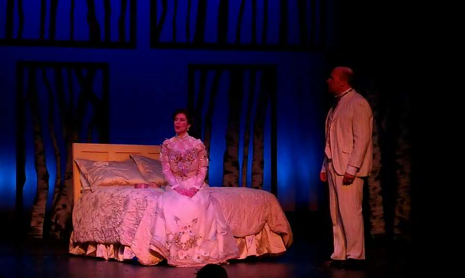 Stephen Sondheim's romantic adult, erotic musical A LITTLE NIGHT MUSIC ...