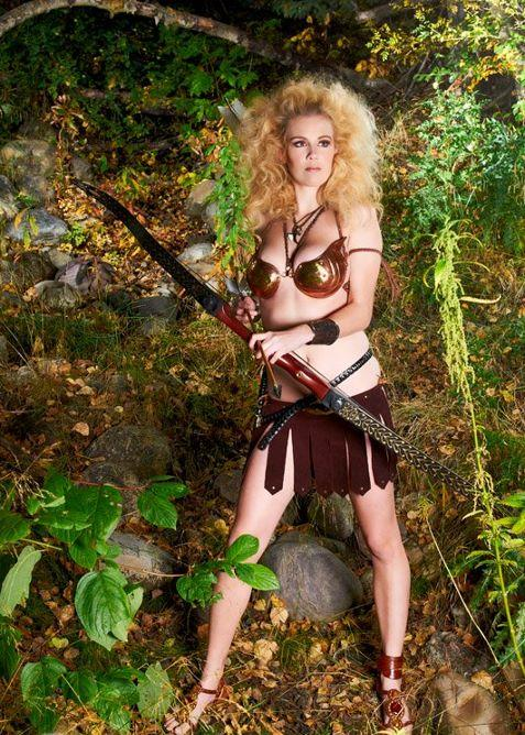 Ashlea Moor,Forest Warriors