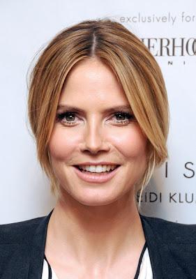 Heidi Klum Hairstyle