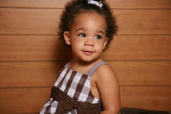 Picture of cute hair styles for black baby girls  Hairstyle Trends