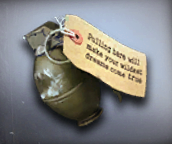 Something Awful Wasteland 2 grenade item