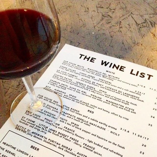 Islington Wine Spots