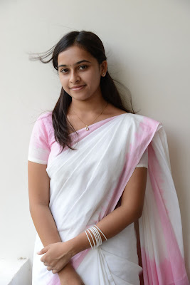 Sridivya Latest Gorgeous Photos 003 Sridivya New Gorgeous Photos at Mallela Teeramlo Sirimalle Movie Press Meet