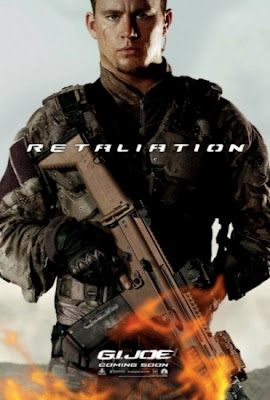 Channing Tatum G.I. Joe: Retaliation 2012