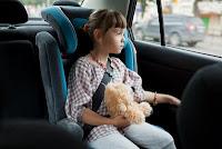 Viajes seguros con niños