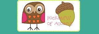 pocketful of acorns