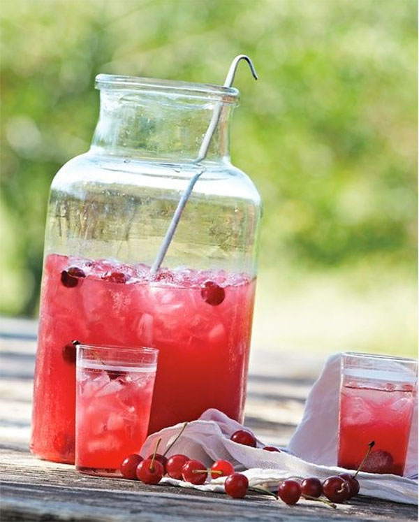 how to make strawberry lemonade without sugar