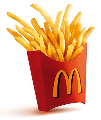 「麥當勞 薯條」の画像検索結果