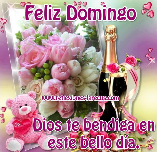 Feliz Domingo, Tarjetas Feliz Domingo,