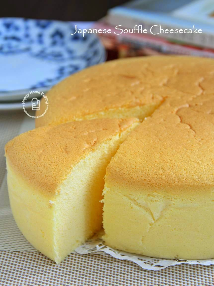 Japanese Cheese Cake Using  Gm Cream Cheese