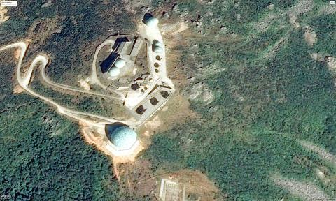 China intelligence station near Fujian