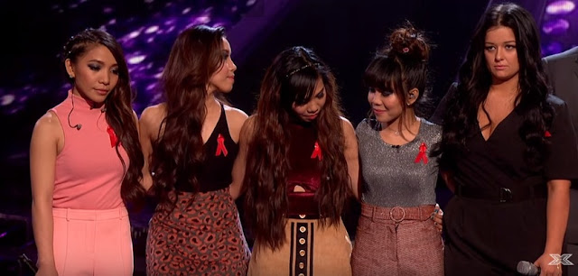 Filipino girl group 4th Impact eliminated on X Factor UK 2015