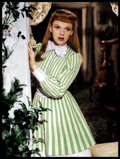 Judy Garland en Cita en San Luis