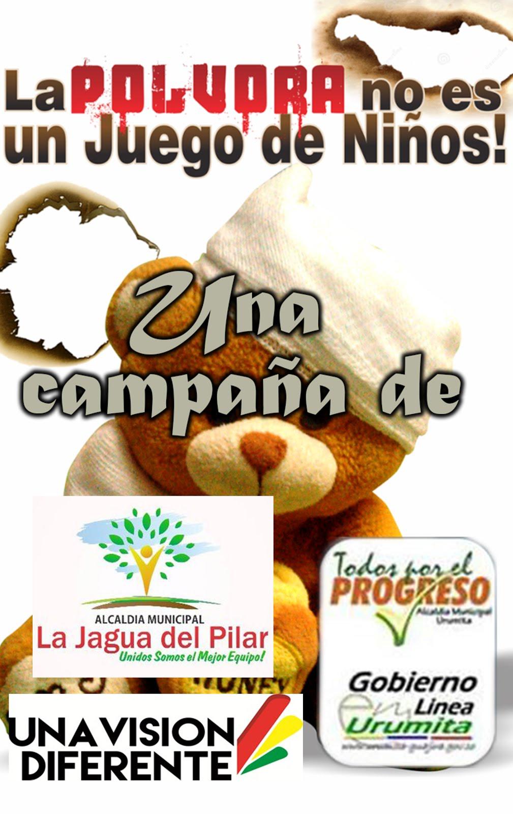 CAMPAÑA NO A LA POLVORA