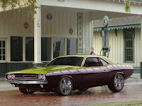 Muscle Car Wallpaper