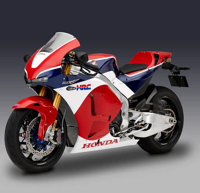 Honda Launches RC213V-Smotorcycle