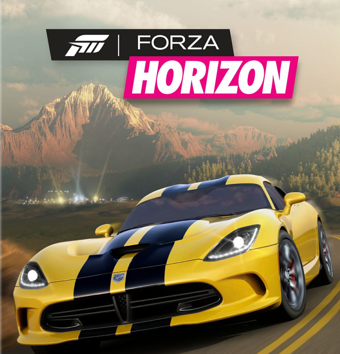 review forza horizon xbox 360. Black Bedroom Furniture Sets. Home Design Ideas