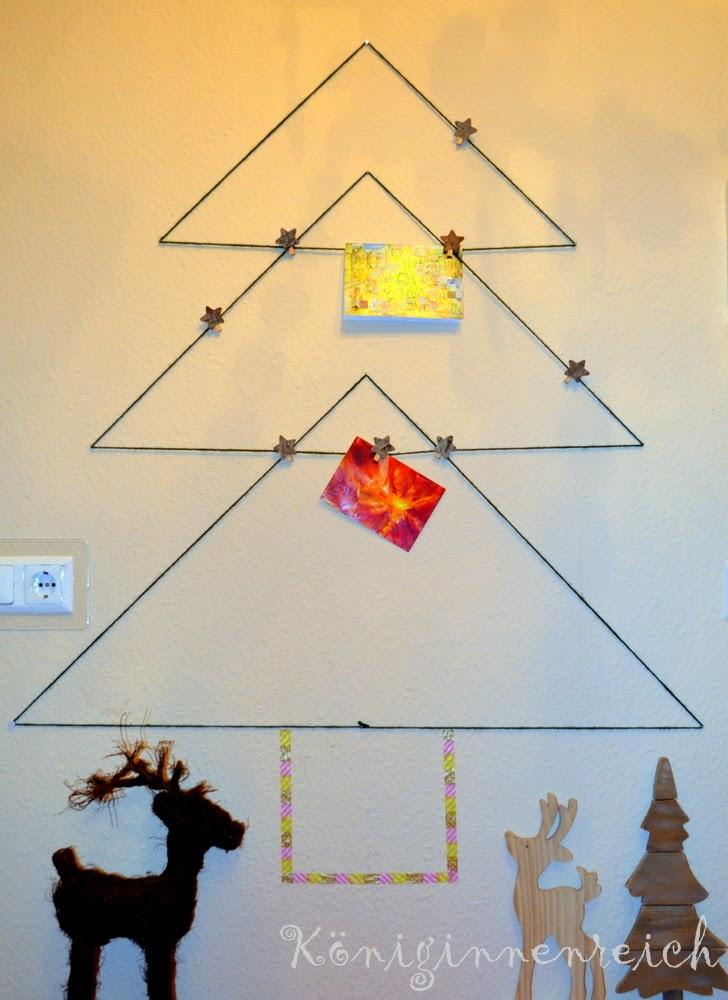 K niginnenreich 7 t rchen ein baum f r die weihnachtspost - Weihnachtskarten unicef ...