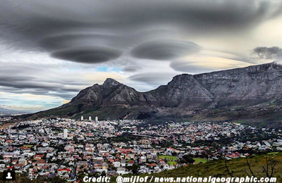 'UFO Clouds' Are Real - Here's How They Happen