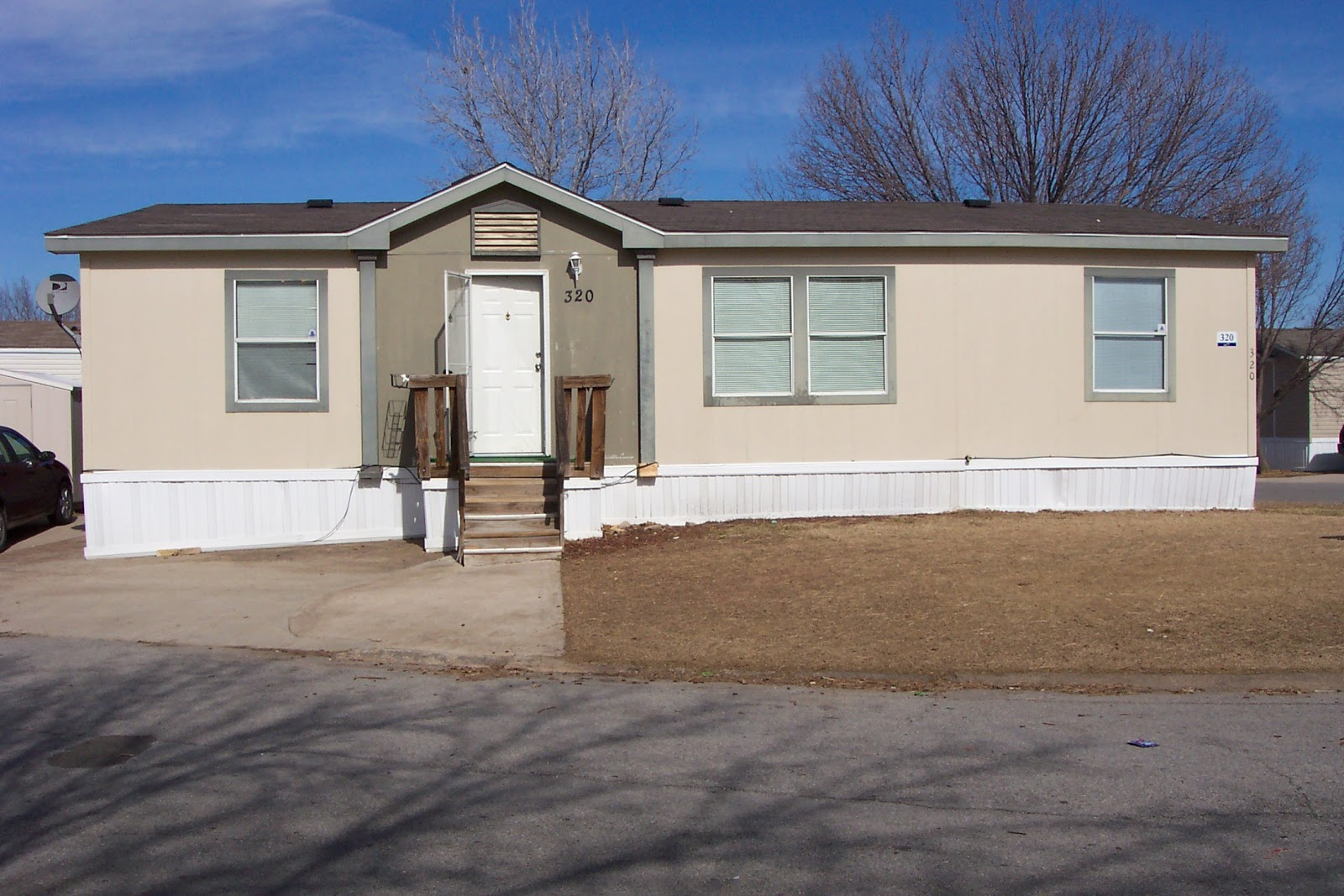 You can OWN your own 3 bedroom DOUBLEWIDE home for UNDER  970 per month   THIS INCLUDES HOME NOTE  LOT RENT  PROPERTY TAXES. DFW Mobile Homes  2000 Doublewide with PRIME cornerlot in