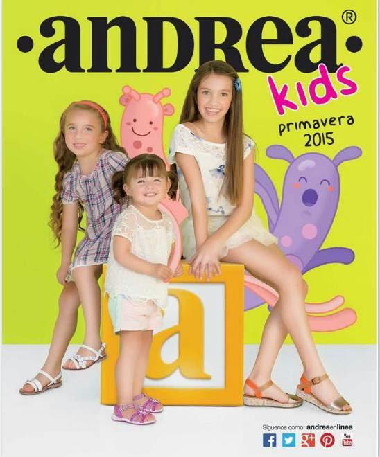 Catalogo Andrea Kids Primavera 2015