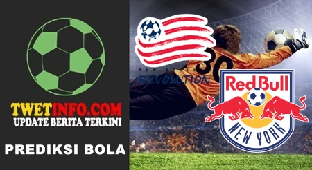 Prediksi New England vs New York RB, USA MLS 17-09-2015