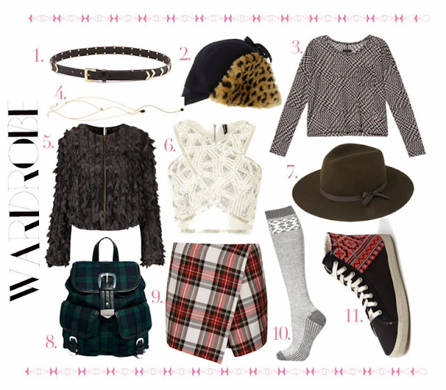 Wardrobe, Gift guide, gift giving, holiday season, fall trends